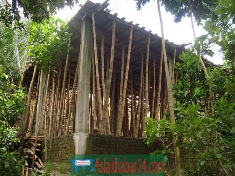 টঙ্গীবাড়ীতে সরকারি ভূমিতে বহুতল ভবন নির্মাণ ॥ প্রশাসন নিরব