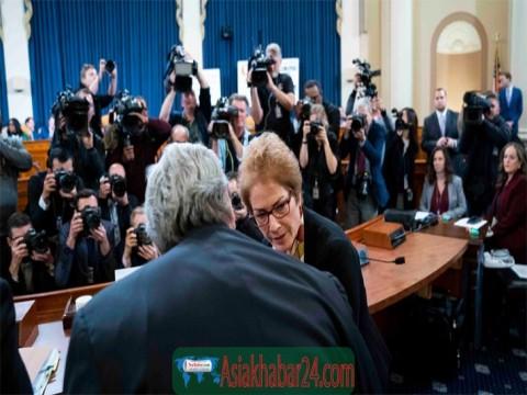 ইউক্রেন কাণ্ড: সাক্ষীকে 'ভয়' দেখাচ্ছেন ট্রাম্প