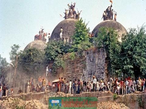 নতুন করে আরেকটি বাবরি মসজিদ নির্মাণ হবে।