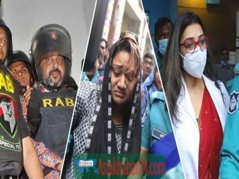 রাজনৈতিক দুর্বৃত্তায়নের কেলেঙ্কারিতে বাংলাদেশে