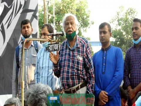 বর্তমান সরকারের পতনের অবস্থা চলছে: ডা. জাফরুল্লাহ
