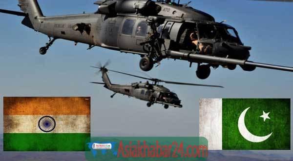 ভারত ও পাকিস্তানের সামরিক শক্তি