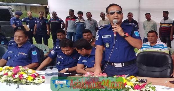 উপজেলা নির্বাচন : আইন-শৃঙ্খলা অবনিতর চেষ্টা করলে আগ্নেয়াস্ত্র ব্যবহারের নির্দেশ