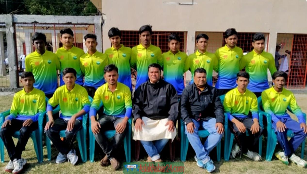মেহেরপুর জেলা অনুর্ধ ১৬ ক্রিকেট দলের খেলোয়াড়দের তালিকা