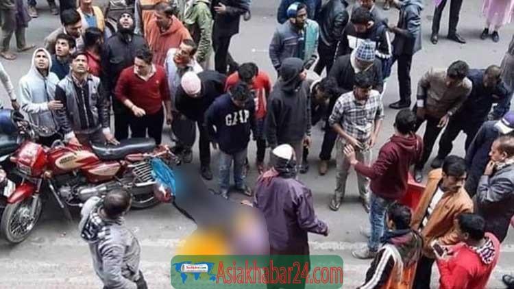 শেয়ারবাজারে দরপতন: ১১তলা থেকে লাফ দিয়ে আত্মহত্যা