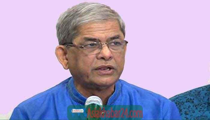 খালেদা জিয়াকে মুক্ত করার শপথ নিচ্ছি: ফখরুল
