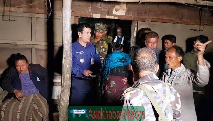 বান্দরবানে ব্রাশফায়ারে আওয়ামী লীগ নেতা নিহত