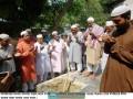 ঝিনাইদহে মসজিদ এর নবনির্মিত ভবনের ভিত্তিপ্রস্থর উদ্বোধন
