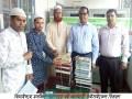 ঝিনাইদহে মসজিদ পাঠাগার সম্প্রসারণ