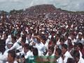 ভিটেবাড়ি না পেলে রোহিঙ্গারা ফেরত যাবে না: সমাবেশে নেতারা