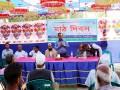 রংপুরে বিনা সরিষা-৯ এর মাঠ দিবস অনুষ্ঠিত