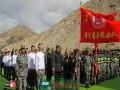 ভারতের সীমান্তে চীনের মার্শাল আর্ট বাহিনী