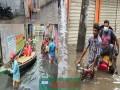 সেনা প্রকল্প: পানিবন্দি ডিএনডিবাসীর ভোগান্তি চরমে