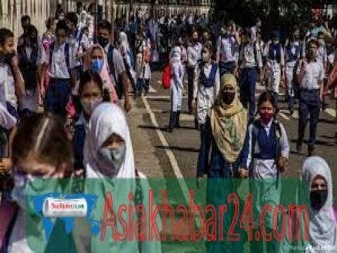 কালিয়াকৈরে স্বাস্থ্যবিধি মেনে খুলেছে স্কুল ও কলেজ