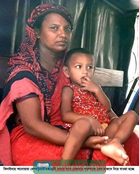 ঝিনাইদহে আনোয়ারা খুনের দায় স্বীকার করে আদালতে জবানবন্দি