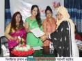ঝিনাইদহে মেকাপ এন্ড রিবন্ডিং প্রশিক্ষণ কর্মশালার সমাপনী অনুষ্ঠিত